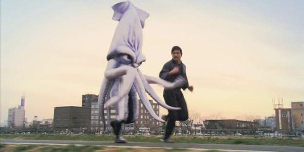 the calamari wrestler IMAGE 7