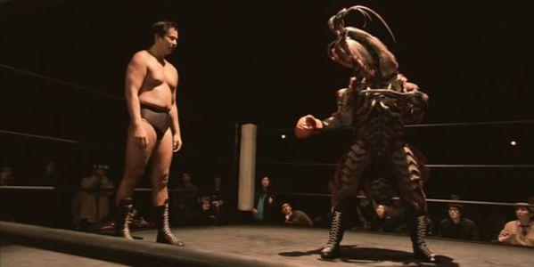 the calamari wrestler IMAGE 8